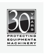 30 years protection equipment & machinery
